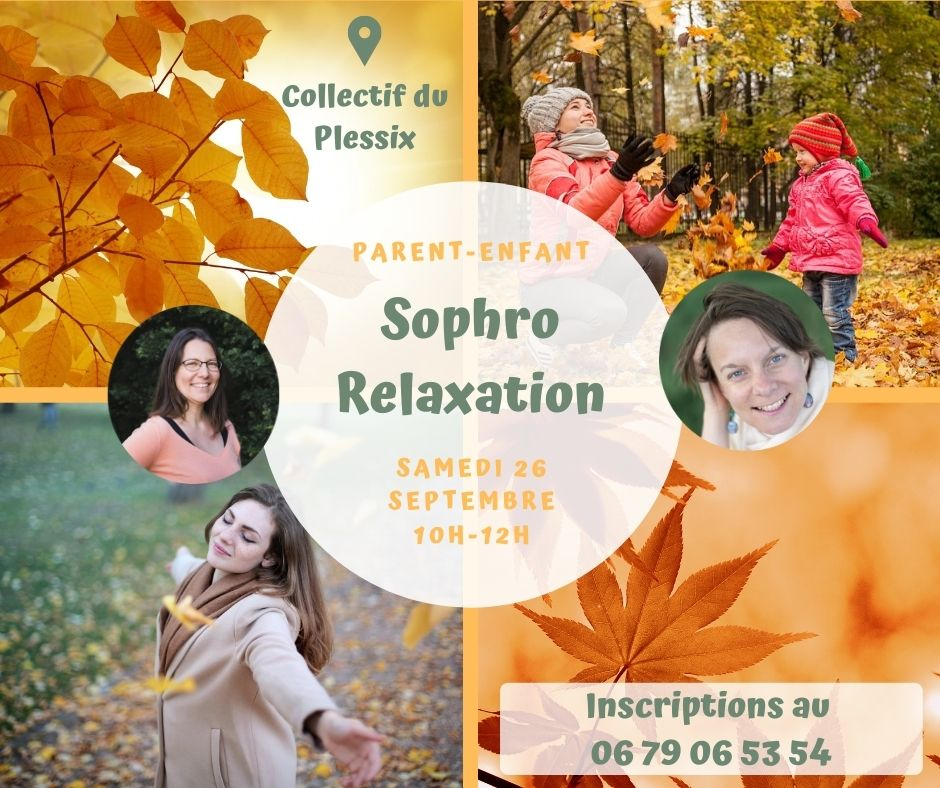 Sophrologie Pi sourd, relaxation, atelier parent-enfant